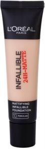 L'Oréal Paris Infallible Mattifying Make - Up