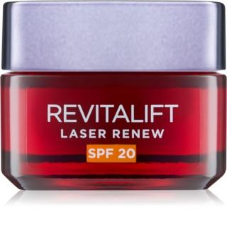 L'Oréal Paris Revitalift Laser Renew Anti - Wrinkle Day Cream SPF 20