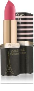 L'Oréal Paris Color Riche La Belle Parisienne hydratační rtěnka s matným efektem