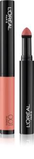 L'Oréal Paris Infallible Matte Max Ruj mat cu pulbere