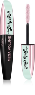 L'Oréal Paris Miss Baby Roll Volume And Curl Mascara
