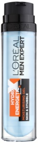 L'Oréal Paris Men Expert Hydra Energetic X żel nawilżający do twarzy i zarostu