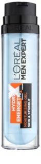 L'Oréal Paris Men Expert Hydra Energetic X gel hydratant visage et barbe