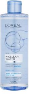 L'Oréal Paris Micellar Water micelární voda pro normální až smíšenou citlivou pleť