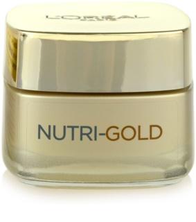 L'Oréal Paris Nutri-Gold crème de jour fortement nourrissante pour le visage