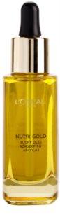 L'Oréal Paris Nutri-Gold pleťový olej z 8esenciálních olejů