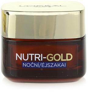 L'Oréal Paris Nutri-Gold crema de noapte