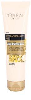 L'Oréal Paris Extraordinary Oil odličovací krémový gél 3v1