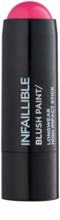 L'Oréal Paris Infallible Paint Chubby colorete en crema