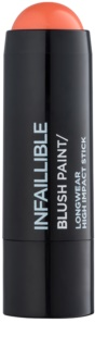 L'Oréal Paris Infallible Paint Chubby Creme-Rouge