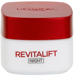 L'Oréal Paris Revitalift noční zpevňující a protivráskový krém pro všechny typy pleti