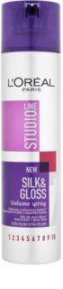 L'Oréal Paris Studio Line Silk&Gloss Volume Spray For Volume And Shine