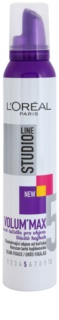 L'Oréal Paris Studio Line Volum´ Max Styling Mousse For Volume