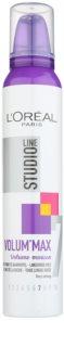 L'Oréal Paris Studio Line Volum´ Max Styling Mousse For Volume