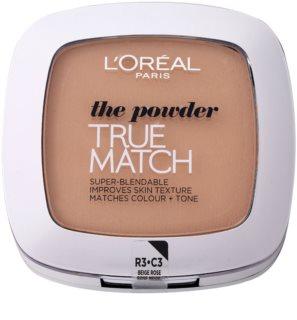 L'Oréal Paris True Match компактна пудра