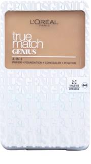 L'Oréal Paris True Match Genius kompakt make - up 4 in 1