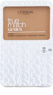 L'Oréal Paris True Match Genius base compacta 4 em 1