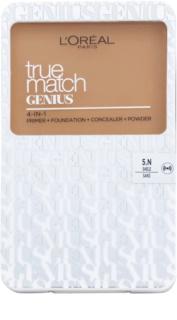 L'Oréal Paris True Match Genius fond de teint compact 4 en 1