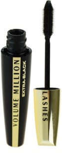 L'Oréal Paris Volume Million Lashes Extra Black Mascara für längere und dichtere Wimpern