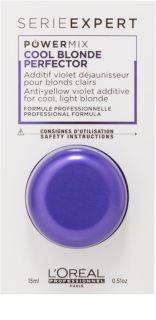 L'Oréal Professionnel Serie Expert Power Mix concentrado aditivo para cabelo loiro e grisalho