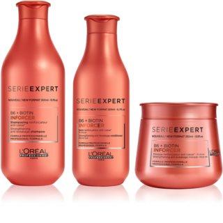 L'Oréal Professionnel Serie Expert Inforcer kosmetická sada (proti lámavosti vlasů) pro ženy