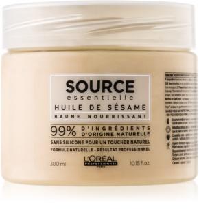 L'Oréal Professionnel Source Essentielle Sesame Oil vyživujúca maska pre citlivé vlasy