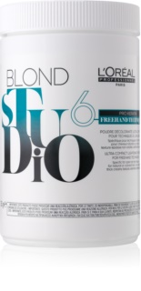 L'Oréal Professionnel Blond Studio Freehand Techniques 6 Lightening Powder