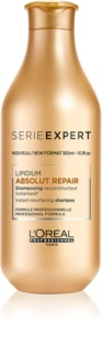 L'Oréal Professionnel Serie Expert Absolut Repair Lipidium Nourishing Shampoo For Very Damaged Hair