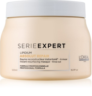 L'Oréal Professionnel Serie Expert Absolut Repair Lipidium Regenerating Mask For Very Damaged Hair