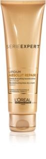 L'Oréal Professionnel Série Expert Absolut Repair Lipidium захисний відновлюючий крем термозахист для волосся