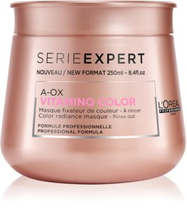 L'Oréal Professionnel Série Expert Vitamino Color AOX подхранваща маска  за боядисана коса