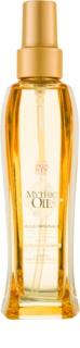 L'Oréal Professionnel Mythic Oil olej na starostlivosť o poškodené vlasy s arganovým olejom
