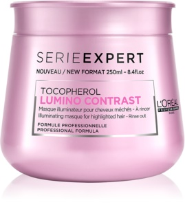 L'Oréal Professionnel Série Expert Lumino Contrast Radiance Mask For Highlighted Hair