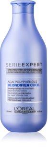L'Oréal Professionnel Serie Expert Blondifier šampón pre blond vlasy neutralizujúci žlté tóny