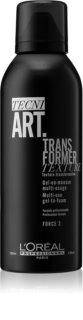L'Oréal Professionnel Tecni.Art Transformer gel többcélú gél-hab az ellenőrzött, dús volumenű és természetes mozgású frizurákért