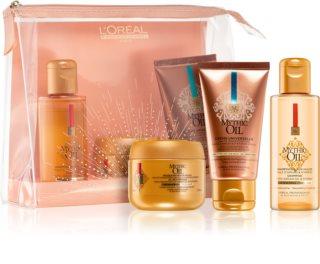 L'Oréal Professionnel Mythic Oil καλλυντικό σετ για δυνατά και ατίθασα  μαλλιά
