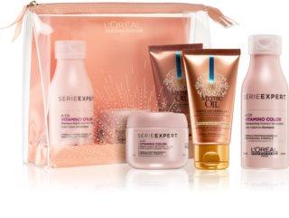 L'Oréal Professionnel Serie Expert Vitamino Color AOX coffret cosmétique protection de couleur