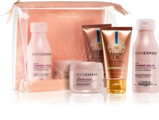 L'Oréal Professionnel Serie Expert Vitamino Color AOX lote cosmético para proteger el color