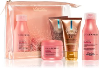 L'Oréal Professionnel Serie Expert Inforcer coffret cosmétique pour cheveux cassants et stressés