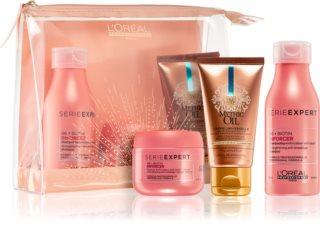 L'Oréal Professionnel Serie Expert Inforcer καλλυντικό σετ για εύθραυστα και ταλαιπωρημένα μαλλιά