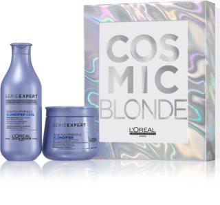 L'Oréal Professionnel Serie Expert Blondifier lote de regalo I. (para cabello rubio)