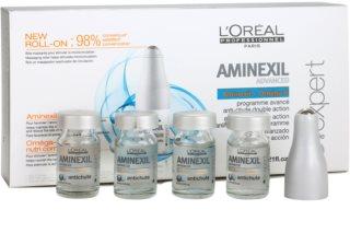 L'Oréal Professionnel Série Expert Aminexil Advanced процедура против косопад