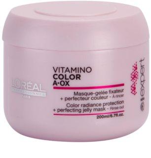 L'Oréal Professionnel Série Expert Vitamino Color AOX regeneráló maszk festett hajra