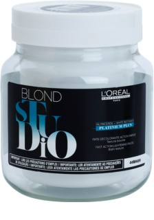 L'Oréal Professionnel Blond Studio Platinium Plus изсветляващ паста с бърз ефект