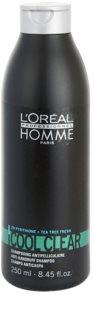 L'Oréal Professionnel Homme Care šampon pro zdravou pokožku hlavy