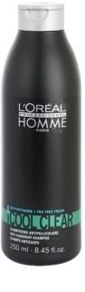 L'Oréal Professionnel Homme Care sampon egészséges fejbőrre