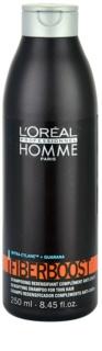 L'Oréal Professionnel Homme Care šampon pro jemné a poškozené vlasy
