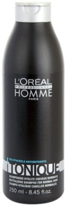 L'Oréal Professionnel Homme Tonique Tonique Nourishing Shampoo For Normal Hair