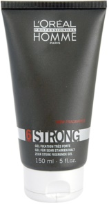 L'Oréal Professionnel Homme Styling Hair Styling Gel Extra Strong Hold