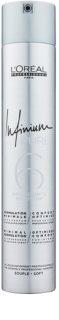 L'Oréal Professionnel Infinium Pure laca hipoalergénica para cabello fijación ligera